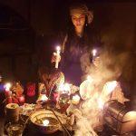 Mulţumiri pentru doamna vrăjitoare Ramona Toader din America și Grecia